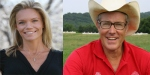 Robyn O'Brien and Joel Salatin
