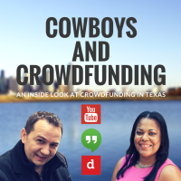 Cowboys and Crowdfunding Google Hangout